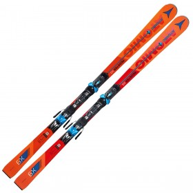 ATOMIC REDSTER X9 AFI ORANGE+ x 12 TL OME NS BLUE/BLACK  17/18